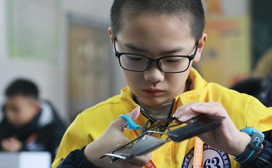 2020年江西省青少年校外教育学生成果展示活动成功举办